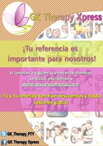 Flyer - Promo Abril 2013